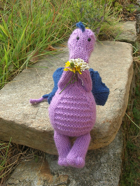 copyright Knit-a-Zoo