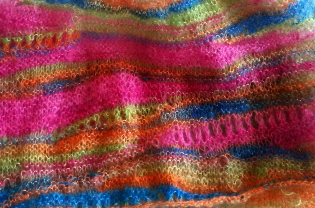 Gawd, I love this yarn.