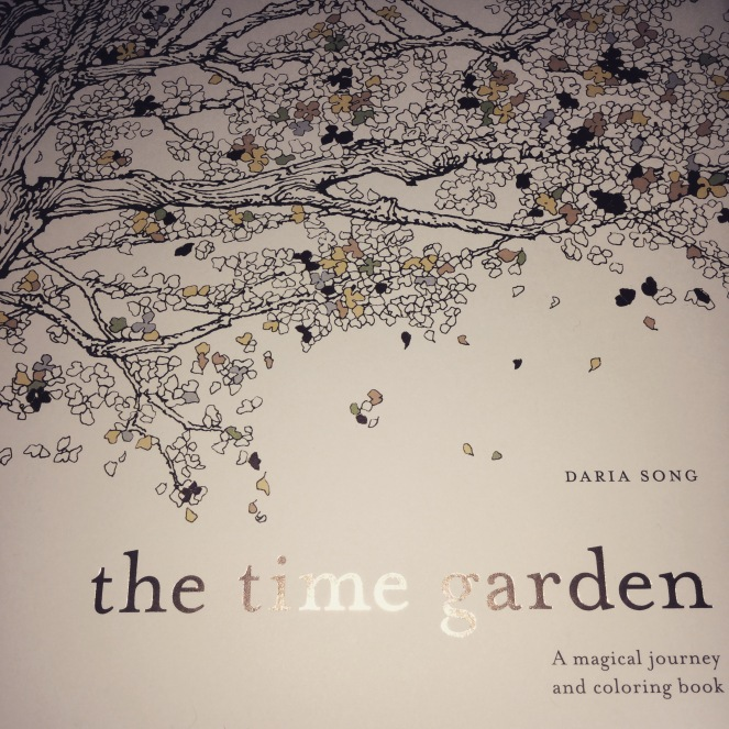 The Time Garden - Knitter Nerd