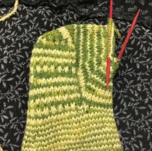 Manitoulin sock