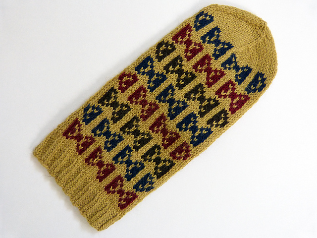 Bow Ties are Cool - Timey Wimey Knits