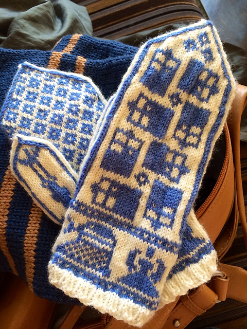 Warmer on the Inside - Timey Wimey Knits