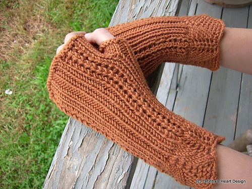 Arwen Fingerless Gloves