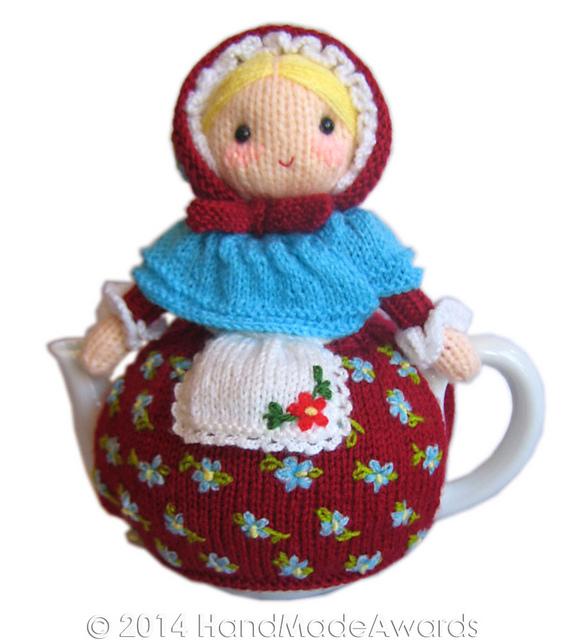 Jane Eyre Tea Cosy - Knitter Nerd