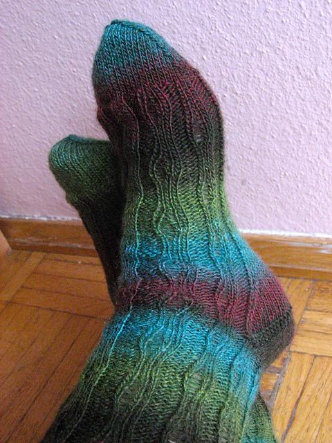 Mirkwood Socks