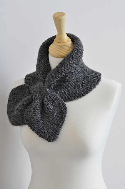 Miss Marple Scarf - Knitter Nerd
