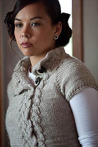 Rosamund's Shawl - Knitter Nerd