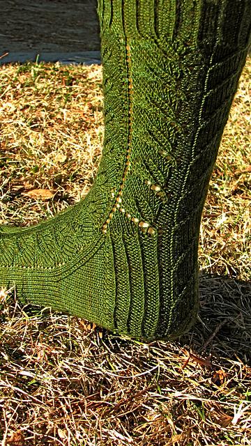Treebeard Socks