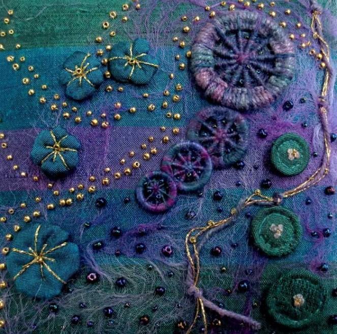 Knitter Nerd: Dorset Button