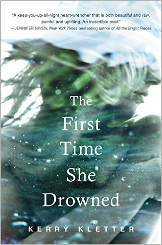 KN Reads - The First Time She Drowned by Kerry Kletter